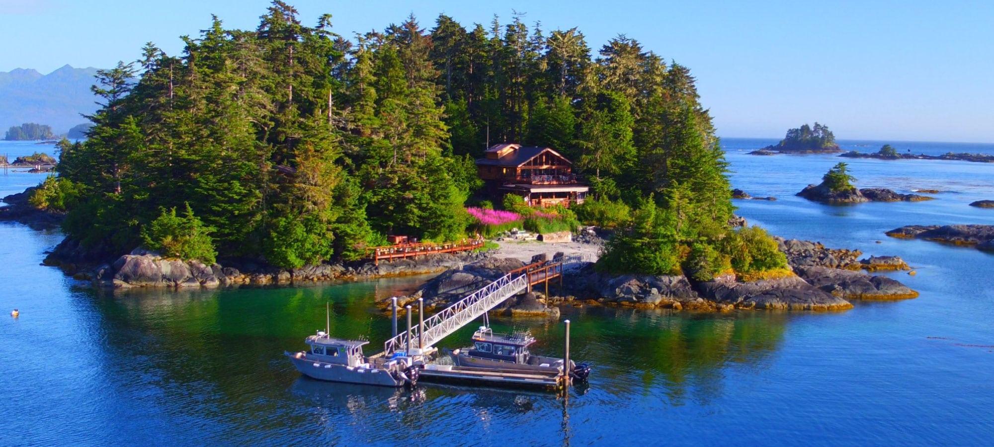 Charter Phone Service >> Lodges - Visit Sitka